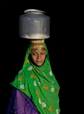 Omani woman