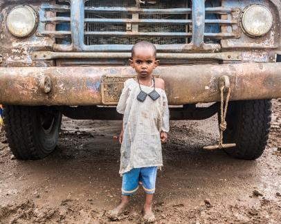 Sudanese child2