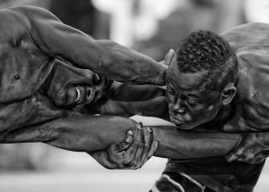 Sudanese wrestling3