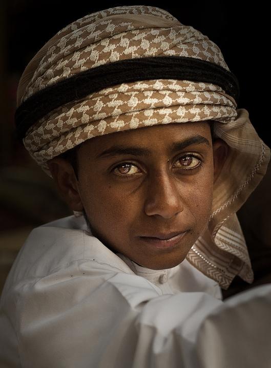 The face of Khabourah
